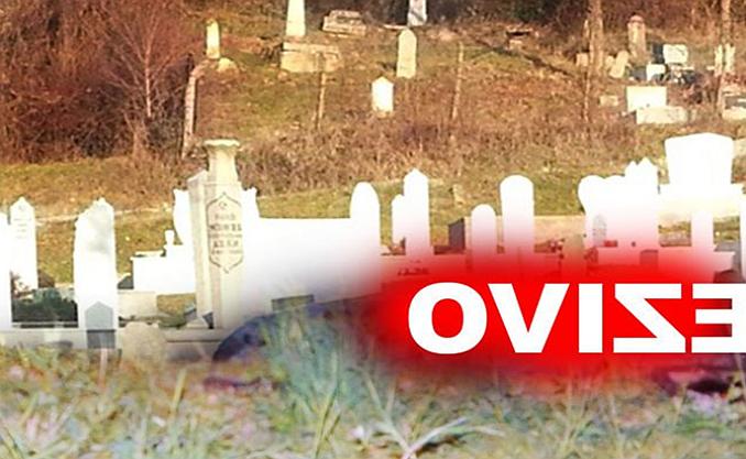 JEZIV DOGAĐAJ NA GROBLJU U TUZLI: Trčala sam pored groblja u gluho doba noći, a onda…