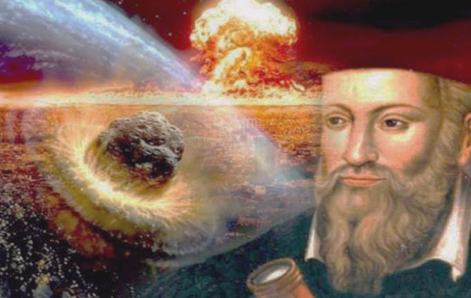 OD NJIH HVATA JEZA:  Nostradamusova predviđanja za 2016. godinu! Mnoga su veoma blizu….