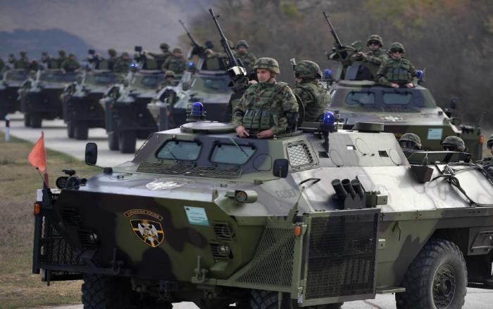 TAČNO U 12 SATI! Srbi danas brane Kosovo! Udariće iz Kosovske Mitrovice!!